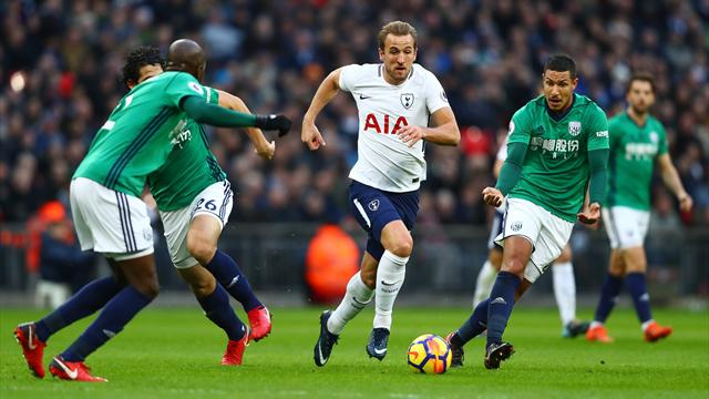 Kane rested by Tottenham for final Champions League group clash