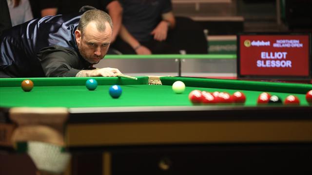 Williams unter Druck: Vier Frames in Folge zum Sieg