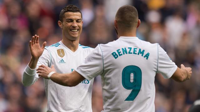 Ronaldo ends goal drought as Real Madrid nick unconvincing win