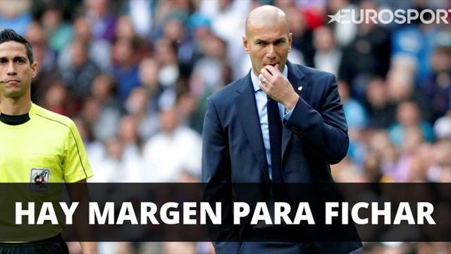 Zinedine Zidane extraña a Gareth Bale