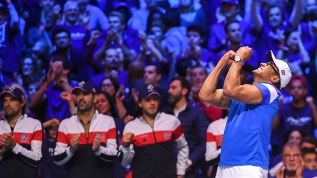 """Noah's French Davis Cup men dispel """"losing culture"""""""