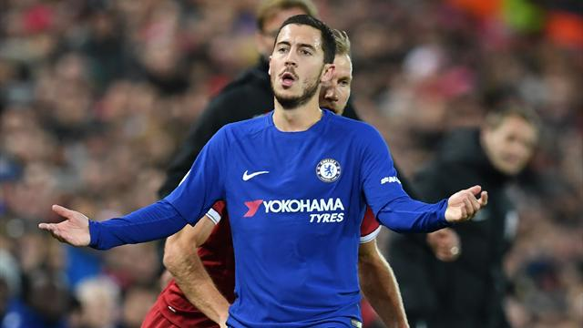 Conte backs Hazard to take central role in Chelsea charge