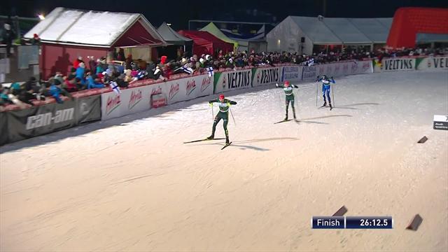 Ruka: Copa del Mundo de Combinada Nórdica