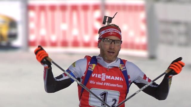 L'Autriche a gagné, Fourcade et Dorin-Habert ont peiné : les temps forts du relais mixte simple