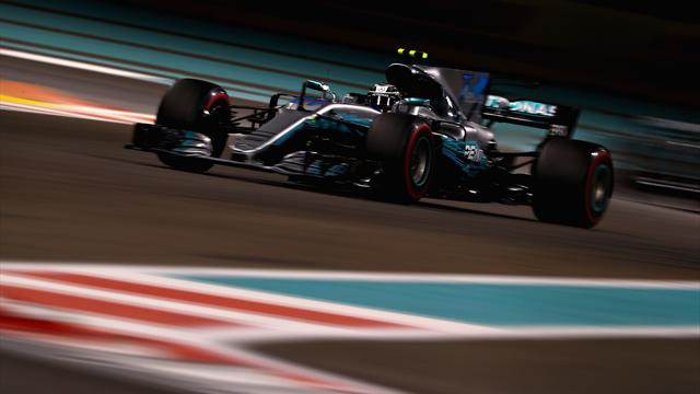 Un ultime doublé sans forcer : Bottas et Mercedes ont fini en beauté