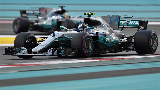 Hamilton leads Mercedes one-two in practice