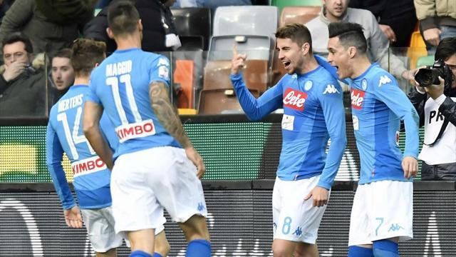Il Milan non sa più vincere, pari Roma: Napoli, successo e primato