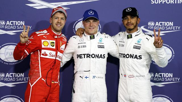 Bottas gewinnt in Abu Dhabi - Vettel als Dritter Vizeweltmeister