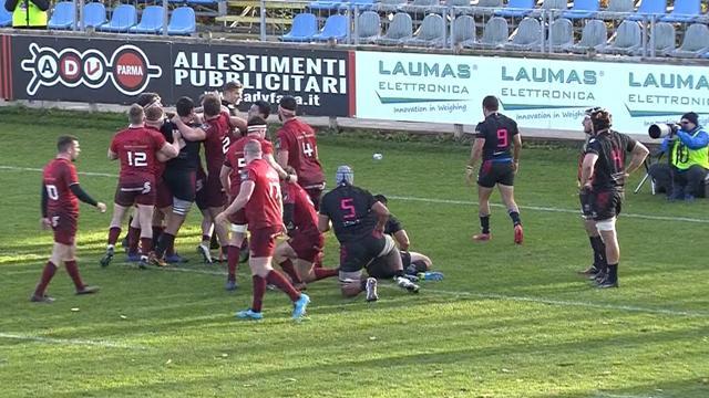 Pro 14: Zebre-Munster 19-36, gli highlights