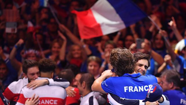 """""""Pur bonheur"""" : après le sacre, la presse française savoure"""