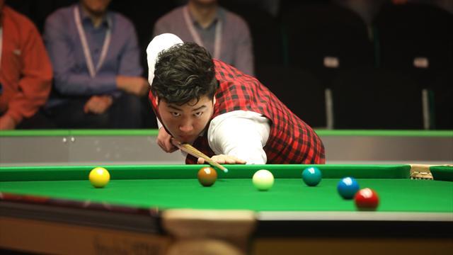 Bingtao triumphs in Riga Masters final
