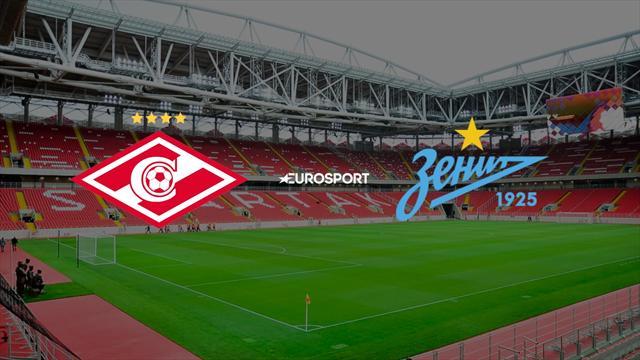 «Спартак»— «Зенит»: букмекеры назвали фаворита основного матча 18-го тура РФПЛ