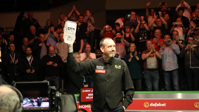 Magnificent Williams fights back to win Northern Ireland title in epic final