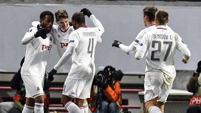 «Локомотив» вышел в плей-офф