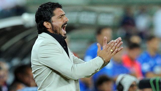 «Милан» уволил Монтеллу и назначил Гаттузо