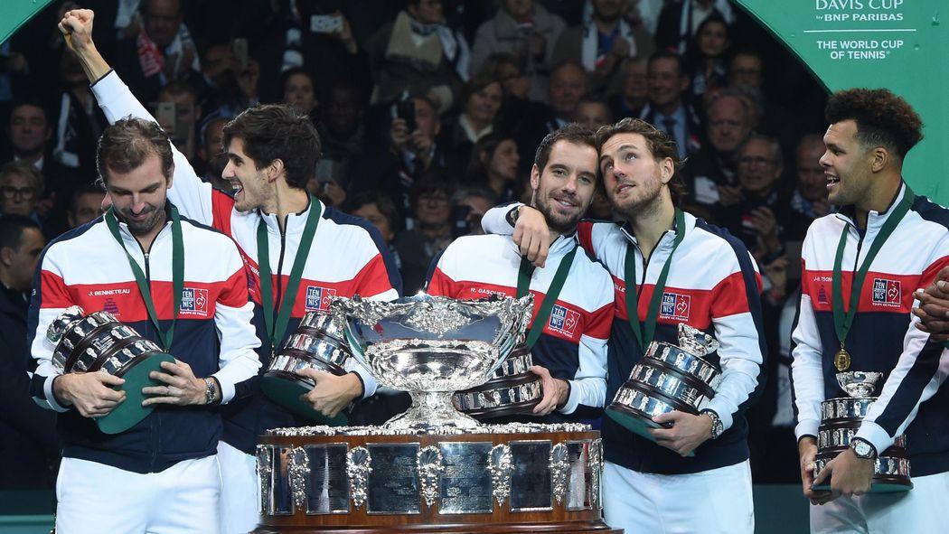 Coupe Davis Apres France Belgique Le Malaise Du Sala R Coupe Davis  Tennis Eurosport