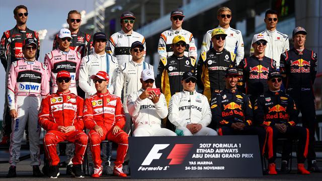 Les notes de la saison : Hamilton au presque parfait