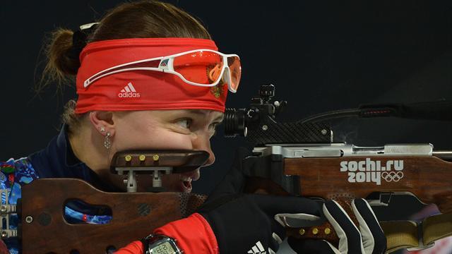 Nach IOC-Urteil: Biathlon-Union suspendiert Russinnen