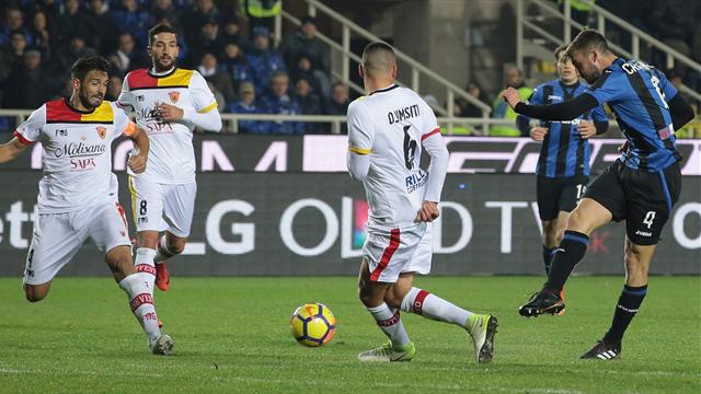 Benevento-Atalanta: probabili formazioni e statistiche