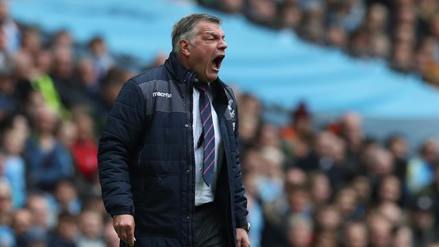Allardyce plans to rest Everton players ahead of Liverpool derby
