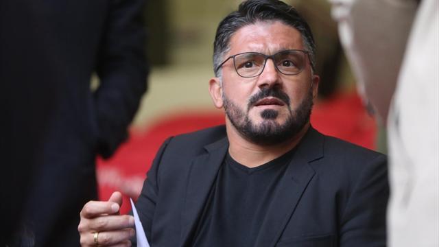 Milan, Gattuso pensa al 3-4-3: fuori Romagnoli e Calhanoglu?