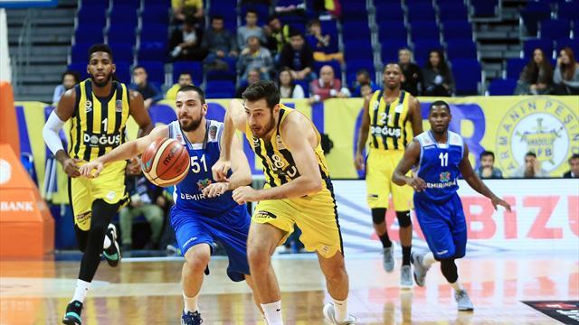 Tahincioğlu Basketbol Süper Ligi'nde mücadele edecek 16 takım netleşti