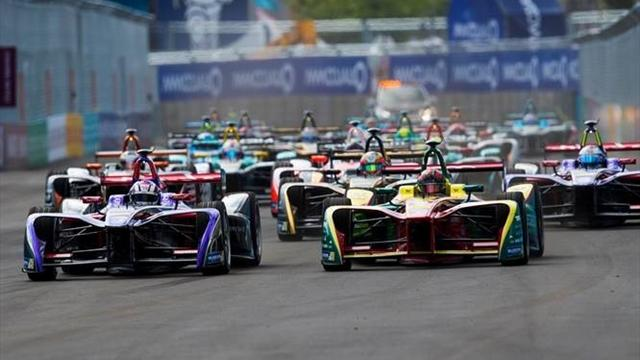 Eurosport 1 ofrecerá este fin de semana el comienzo de la temporada de Fórmula E