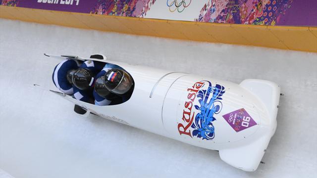 IOC sperrt drei weitere russische Bob-Sportler