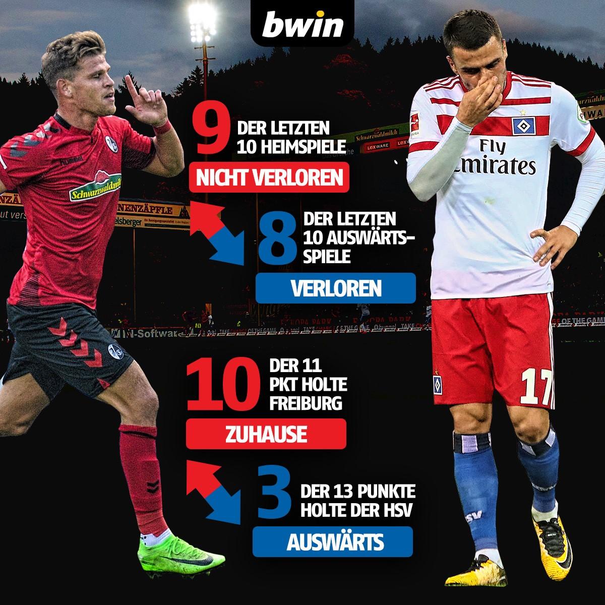 Bwin Sc Freiburg Gegen Hamburger Sv