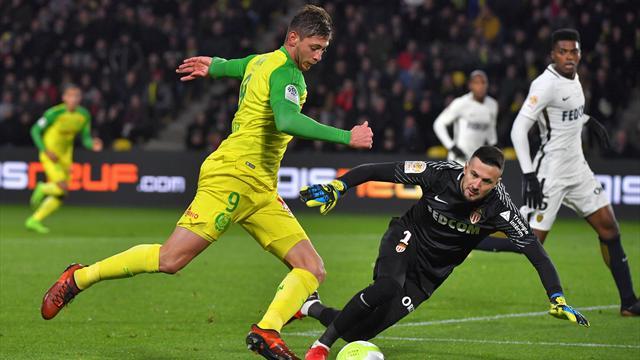 Nantes a frappé fort face à Monaco : la preuve en chiffres