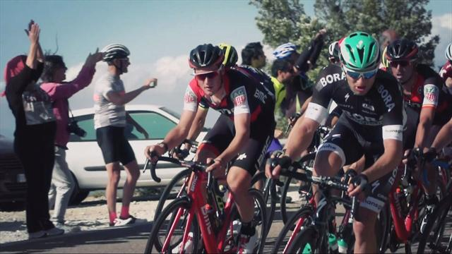 The incredible numbers behind the 101st Giro d'Italia