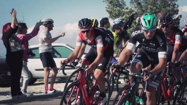 Los espectaculares números que mueve el Giro 2018