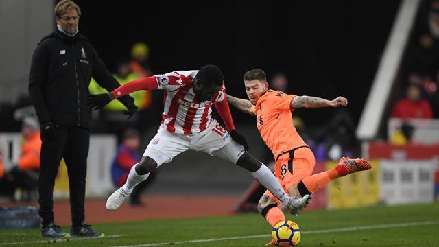 Liverpool gewinnt in Stoke, Salah mit Doppelpack