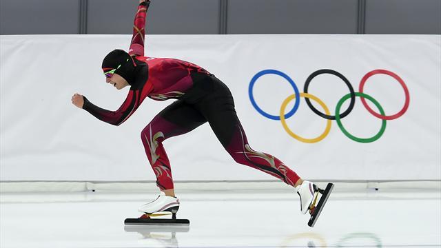 Saisonende und Olympia-Aus für Eisschnellläuferin Kraus