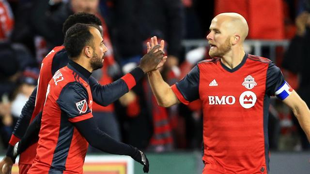Toronto revient en finale