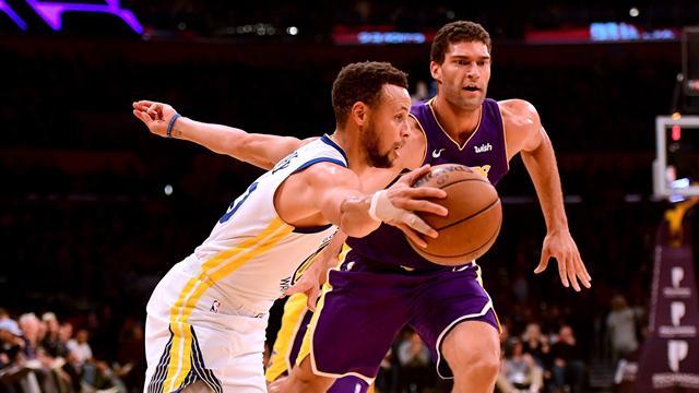 Les Lakers ont fait trembler les Warriors jusqu'au bout