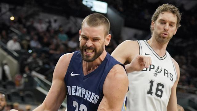 Los Spurs volvieron a ganar de la mano de Ginóbili