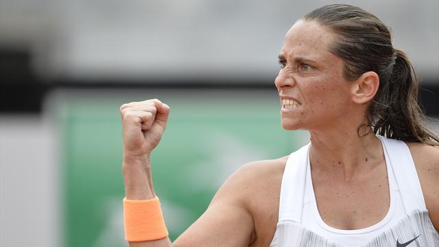 Internazionali d'Italia, assegnate le 7 wild card: l'ultima di Roberta Vinci