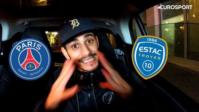 Coup de chapeau à Troyes, tacle à Di Maria : Sabri débriefe la victoire du PSG contre l'ESTAC