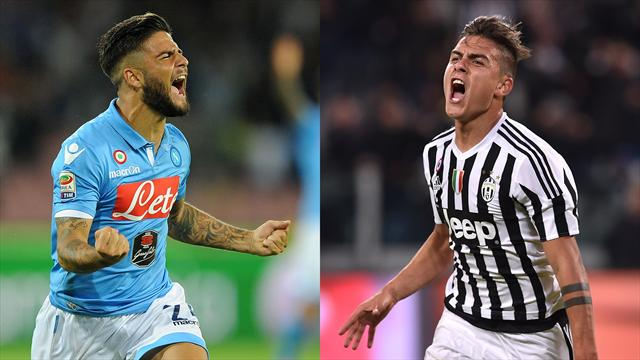 La victoire ou rien pour la Juve à Naples ?