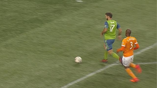 Vídeo MLS, Seattle Sounders-Houston Dynamo: Victoria con firma española para llegar a la final (3-0)
