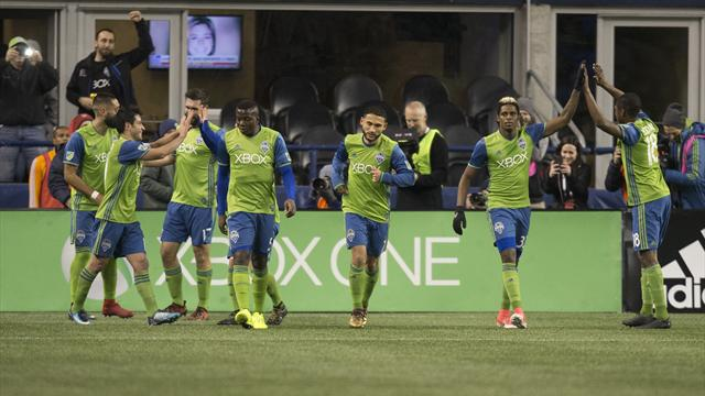 Seattle crush Houston to reach MLS Cup final