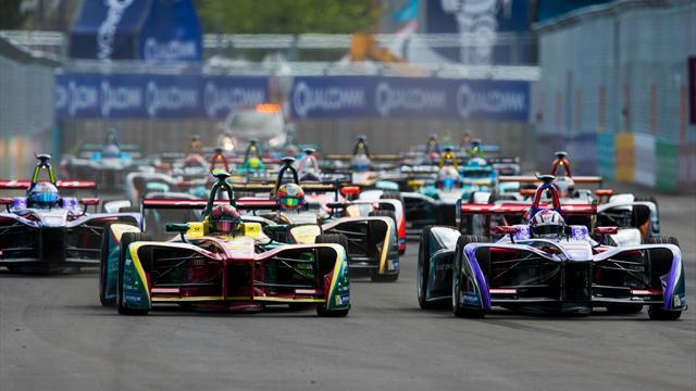 Revanche Buemi - Di Grassi, calendrier, horaires, nouveautés : tout sur la saison 4 de Formule E