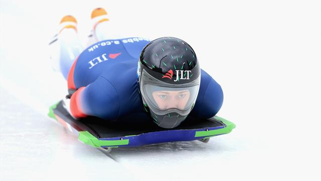 Yarnold happy to fly under the radar in Olympic title defence