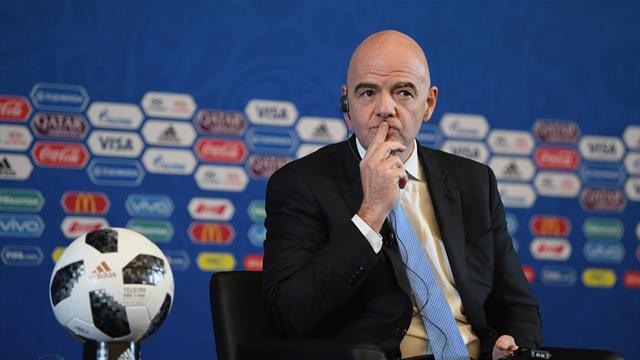 Huit sélections, événement bisannuel : la FIFA songe à la création d'une mini Coupe du monde