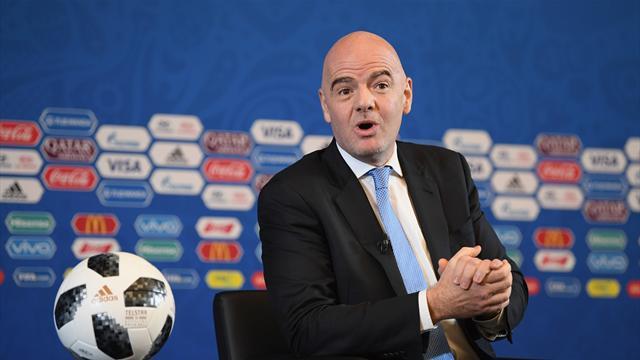 Dates, projet, équipes : Infantino dévoile les contours du Mondial 2022 au Qatar