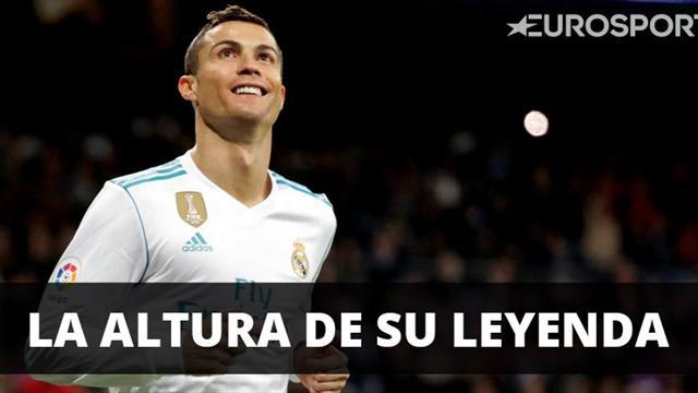 Cristiano Ronaldo listo para recibir su quinto Balón de Oro