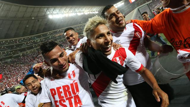 Сборная Перу 4 раза квалифицировалась на ЧМ и всегда играла в группе с будущим чемпионом