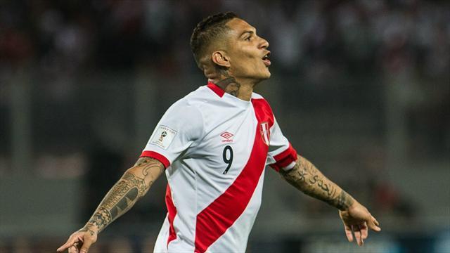 Капитан сборной Перу дисквалифицирован на год за кокаин и пропустит чемпионат мира
