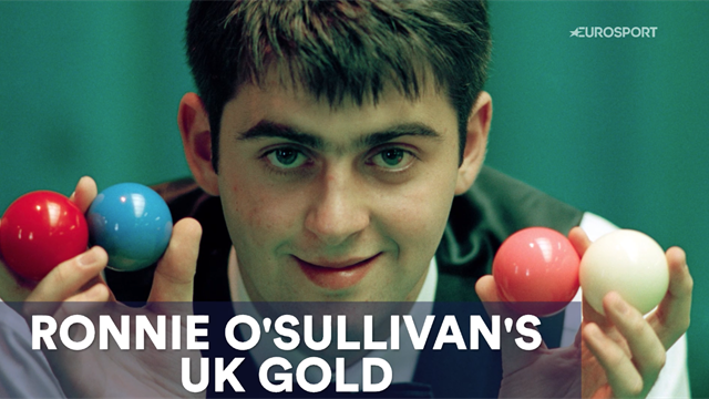 Ronnie's UK Gold: Can he equal title record?